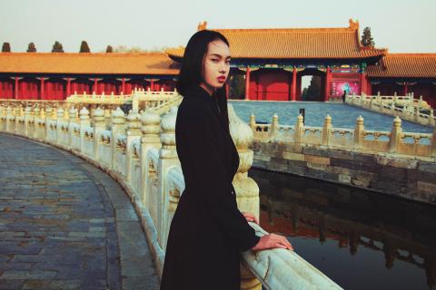 BAW by Mihaela Noroc - Bo Chao, China
