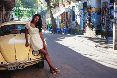 BAW by Mihaela Noroc - Isabel, Brazilia