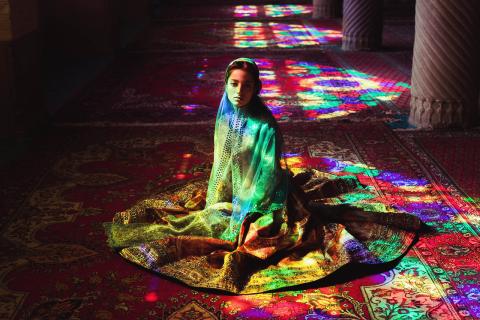 BAW by Mihaela Noroc - Melina, Iran