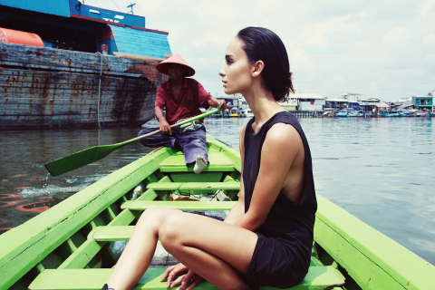BAW by Mihaela Noroc - Salvita, Indonezia